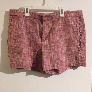 Tweed shorts by Banana Republic